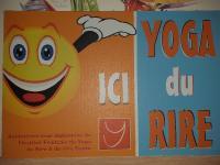Pourquoi le rire fait-il du bien? Animatrice du Yoga du Rire, Psychologue Clinicienne